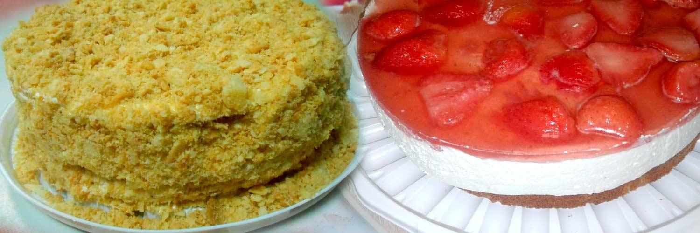Сладкие торты - Челябинск